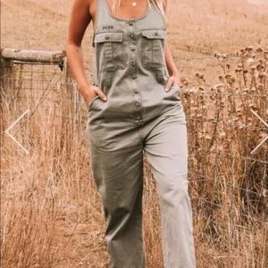 ISO SPELL DESIGNS Dusk Overall Jumpsuit L or XL